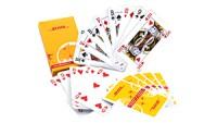 Kaartspel in doosje 56 x 87 mm
