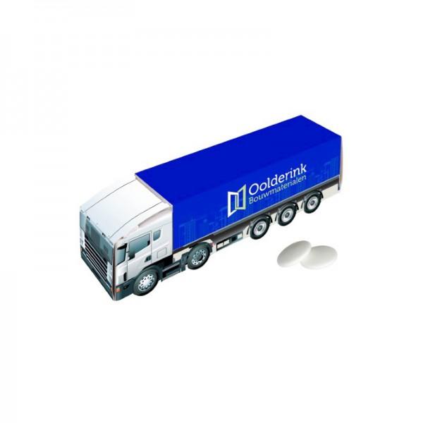 Medium Truck imperiale pepermunt