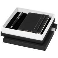 Legatto A6 notitieboekje en balpen geschenkset