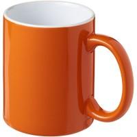 oranje, wit