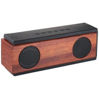 Native houten Bluetooth® luidspreker