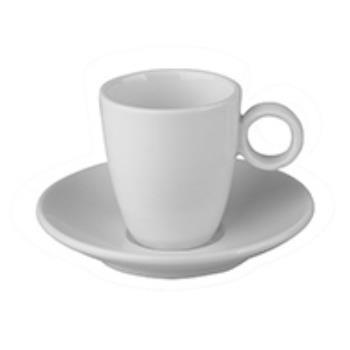 Bart Espresso off-white 6,5 cl. SET