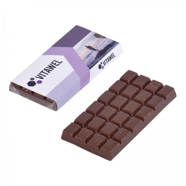 Kleine chocoladereep