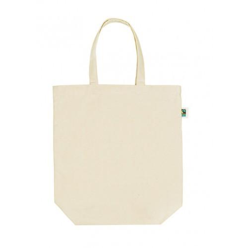 Shopper katoen 42 x 40 x 12 cm, 300 grams