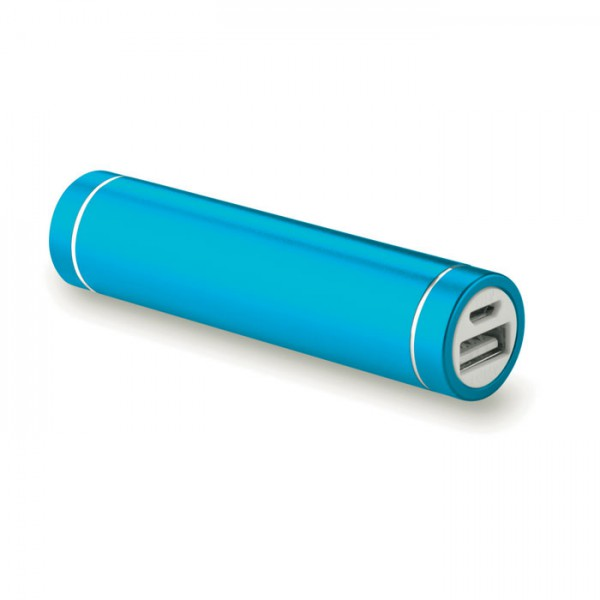 Cylinder PowerBank 2200 mAh