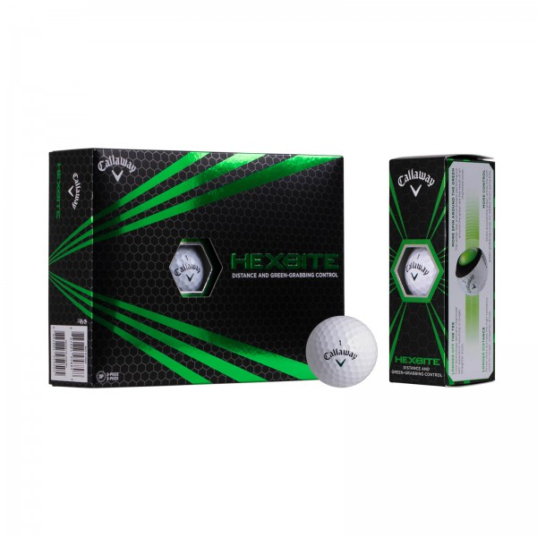 Callaway HEX Bite golfballen