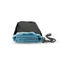 Sporthanddoekje in nylon zakje 40 x 80 cm
