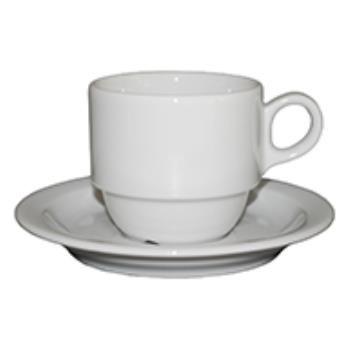 Legio Koffie wit 16 cl. SET
