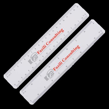 Mailing liniaal 4 schalen 200 mm