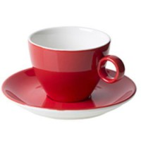 Bart Cappuccino rood 23 cl. SET