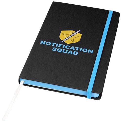 Frappé stoffen A5 notitieboek
