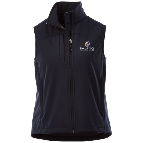 Stinson softshell dames bodywarmer