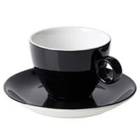 Bart Cappuccino zwart 23 cl. SET