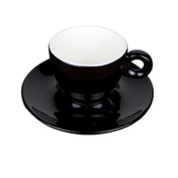 Bola Koffie zwart-roomwit 15 cl. SET