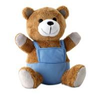 Pluchen teddybeer 04