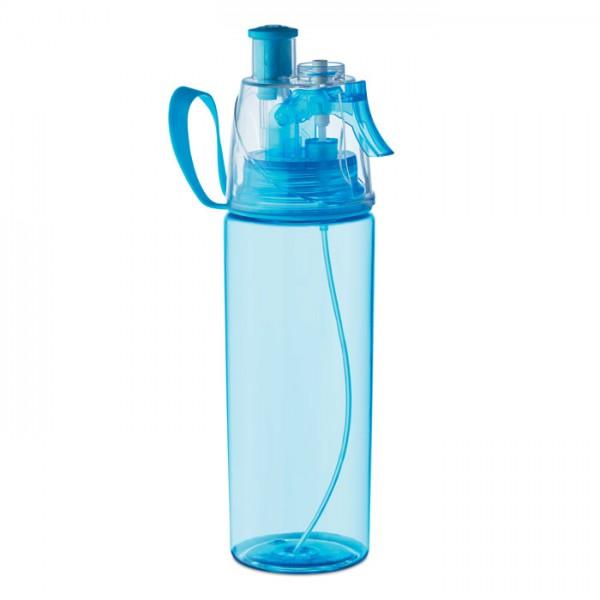Fles met spraydop