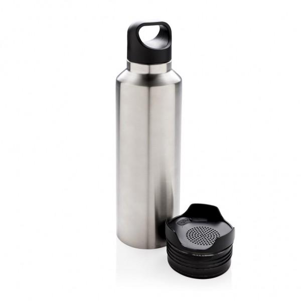 Isoleerfles met draadloze 3W speaker