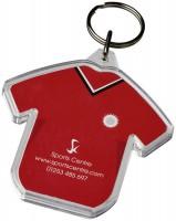 Combo T-shirtvormige sleutelhanger