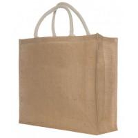 Jute shopper large 50 x 45 x 18 cm, 340 grams