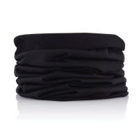Multifunctionele sjaal, zwart