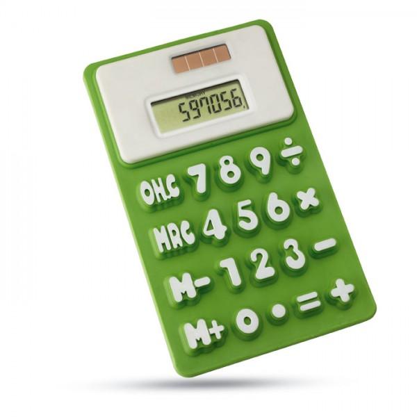 Siliconen rekenmachine