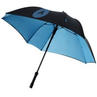 "Square 23"" dubbellaags automatische paraplu"