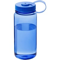 transparant blauw