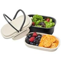 Crave lunchtrommel van tarwestrovezel