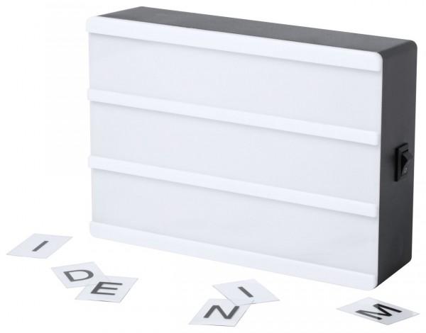 lightbox berichten bord