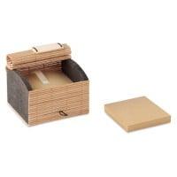 Bamboe notitieblok 40