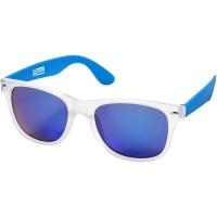 blauw, transparant