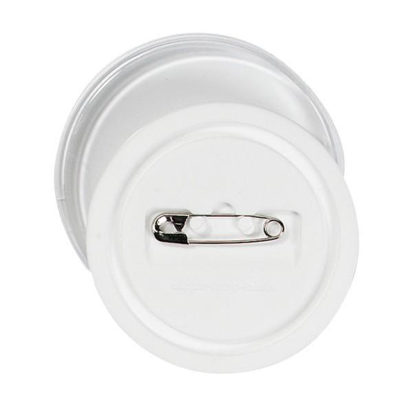 Button Ø 4 cm zonder inlegvel