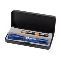Mini Mag-Lite AA zaklamp blauw