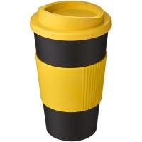 zwart, geel