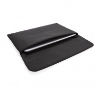 "Magnetisch sluitende 15.6\"" laptop sleeve PVC-vrij"