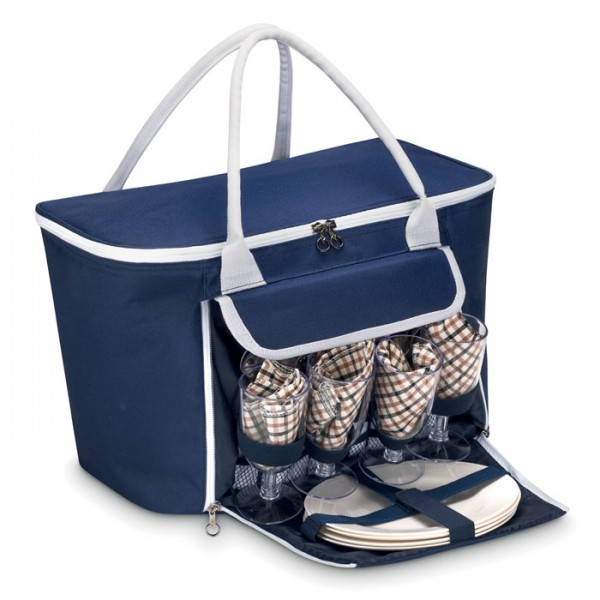 Complete picknicktas