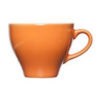 Barista Cappuccino Kop oranje 20 cl.
