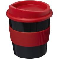 zwart, rood