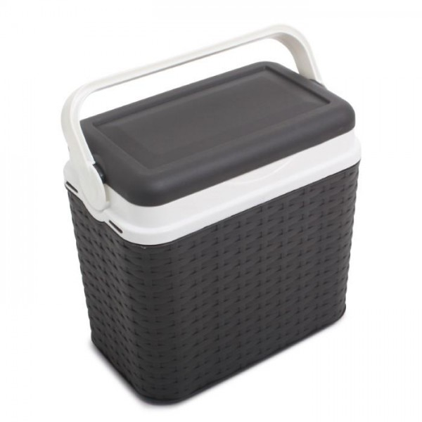 Coolbox Rotan 10 Liter Antracite
