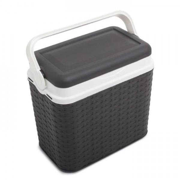 Coolbox Rotan 10 Liter Antracite