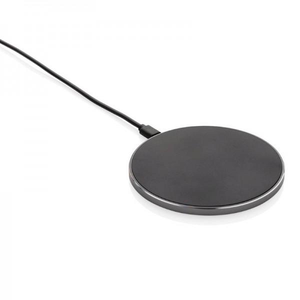 15W draadloze snellader, zwart