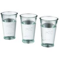 Ford 3-delige set van gerecycled glas