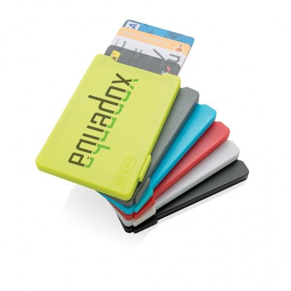 Kaarthouder met RFID anti-skimming