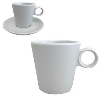 Milano Koffie Kop wit 16 cl.
