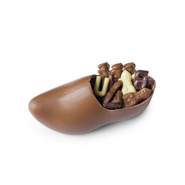 Chocoladeklomp