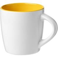 wit, geel