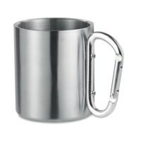 mat zilver