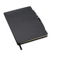 A5 notitieboekje met balpen