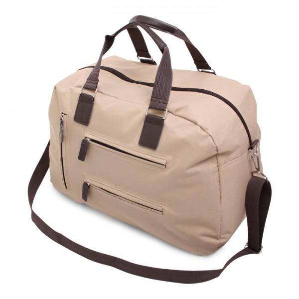 Weekendbag Xperience Beige