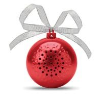 Bluetooth speaker kerstbal